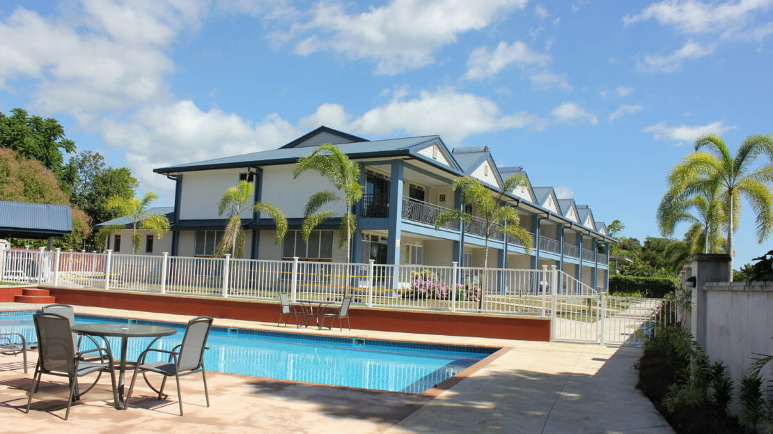 Samoa Apartments